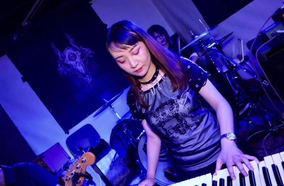 """唯美女声哥特金属乐队""""DengeL单舟""""签约号角唱片 全新单曲发布!"""