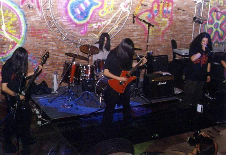 【发行预告】江浙死金昔日霸主死罪乐队成军二十年回顾同名EP发行在即