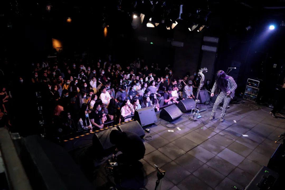 【现场回顾】| 2020.10.03 众神复活音乐节第二天
