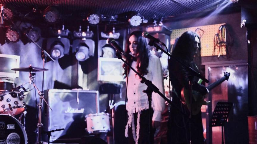 西安视觉系残酷死亡金属Akephalos阿克法洛斯首张同名EP碟评